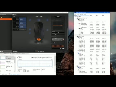 What Impact Does Mouse Polling Rate Have on a CPU?