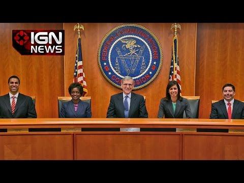 FCC Passes Net Neutrality Rules - IGN News