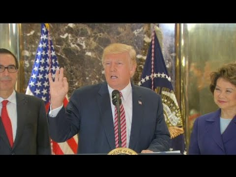 RAW VIDEO: Trump says 'there is blame on both sides' for Charlottsville violence (16-minute clip)