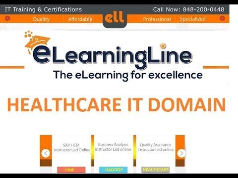 Healthcare IT Training - Claims Adjudication Process  training by ELearningLine @848-200-0448