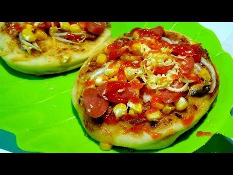 Resep Pizza Mini Oven Bumbu Sarden