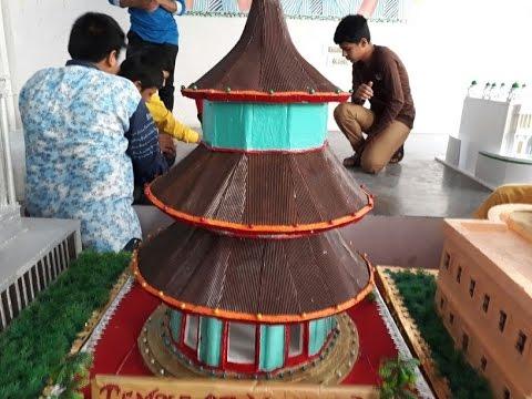 Model of Temple Of Heaven