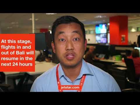 Jetstar Mount Agung update 6