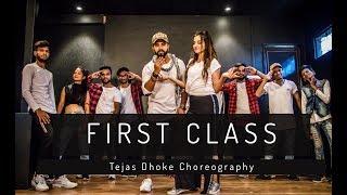 FIRST CLASS   Kalank   Tejas Dhoke Choreography   Dancefit Live