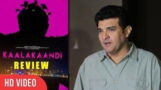 Siddharth Roy Kapur Review On Kaalakaandi Movie | Saif Ali Khan | Viralbollywood