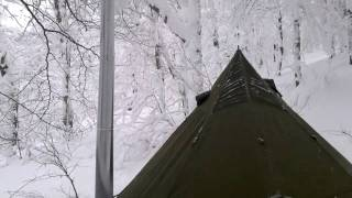 Diesel Tent Stove (Hunter Mfg