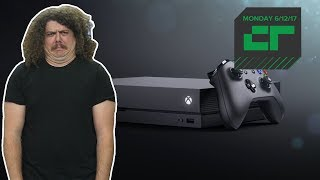 Microsoft Reveals The Xbox One X | Crunch Report