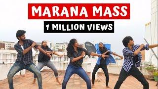 Marana Mass  The Crew Dance Company Choreography  Petta  Superstar Rajinikanth