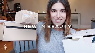 UNBOXING NEW BEAUTY LAUNCHES | Lily Pebbles