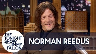Download Norman Reedus Teases a New Look Coming to The Walking Dead Video