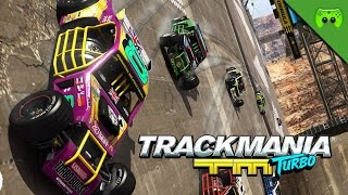 McDonald's in Holland 🎮 Trackmania Turbo #38