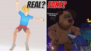 WHAT IS REAL VS WHAT IS NOT | Duck Season #4 [NUKE, FIESTA ENDING]