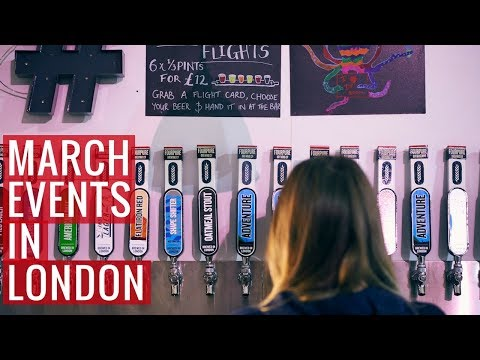 What to Do in London in March