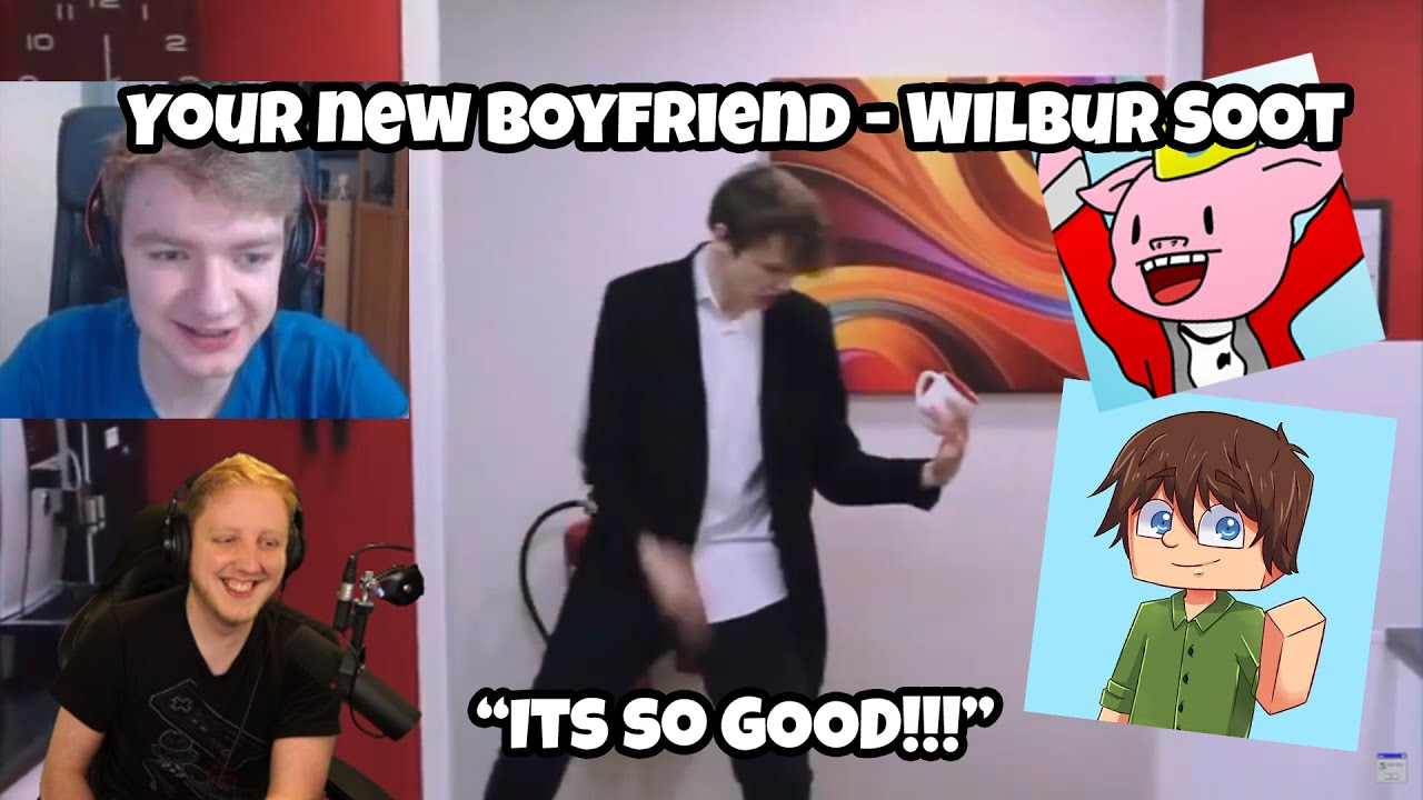 Sleepy Bois reacting to Wilbur's new song...