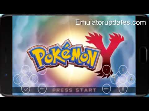 How To Download & Play Pokemon X & Y On Android & Ios