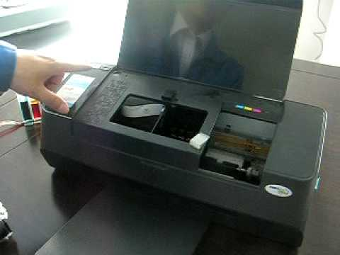 Install Coralgraph Ciss System on Epson T10