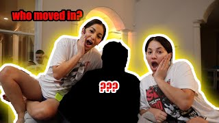 YOU WONT BELIEVE WHO MOVED IN **CRAZY****