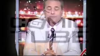 #x202b;مسخرررة توفيق عكاشه يوضح سبب تأخيره هتموت من الضحك#x202c;lrm;