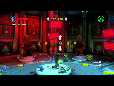 Lego Batman 3 Beyond Gotham Deathstroke Cheat Code