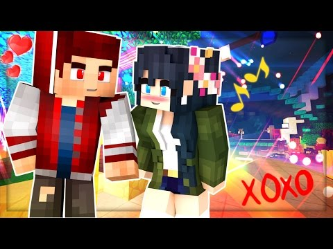 Yandere High School - MY FIRST REAL DATE WITH HIM!! [S2: Ep.32 Minecraft Roleplay]