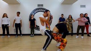Baila Baila Baila - Ozuna | Dance Choreography @BizzyBoom