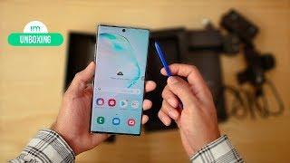 Samsung Galaxy Note 10+ | Unboxing en español