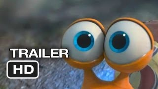 Turbo TRAILER 3 (2013) - Animated Movie HD