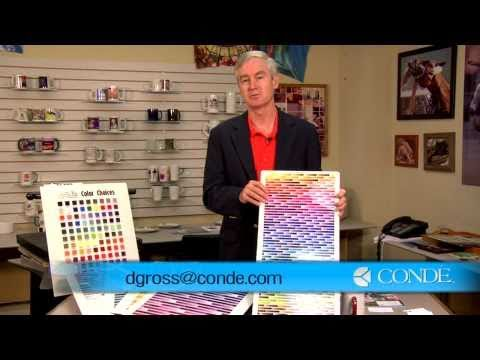 Sublimation Business Tips #67 and #68 - Getting the Right Colors -
