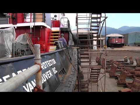 BC's shipbuilding bid gains momentum