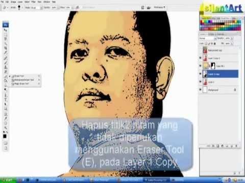 Cartoon Effect - Photoshop Cs3.wmv