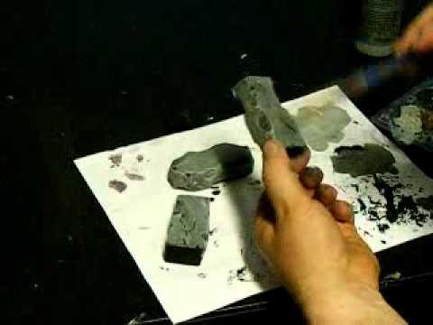 Making a Stonehenge Monument