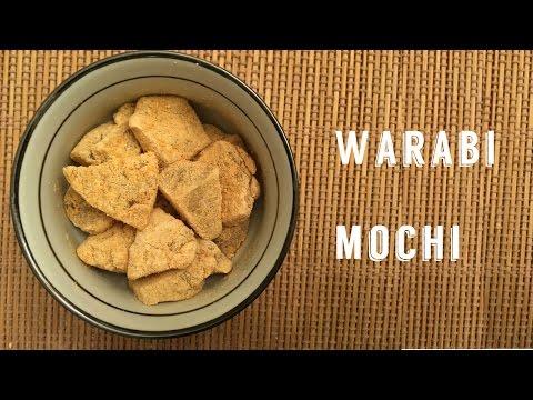 How to Make Warabi Mochi