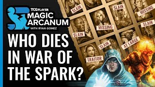 Who Dies in War of the Spark? | Magic Arcanum