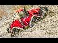 RC Trucks, Tractors and Machines work hard!
