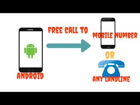 how to do free call from android phone to any mobile / landline number (100% working)