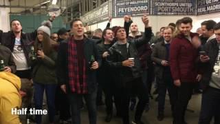 My First Away Game Vlog Tottenham Vs Aston Villa Fa Cup