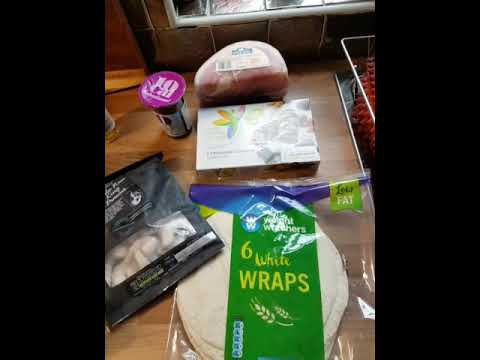 Slimming World Tesco Shopping Haul