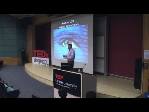 Breaking the chains of belief | Chris Lonsdale | TEDxLingnanUniversity