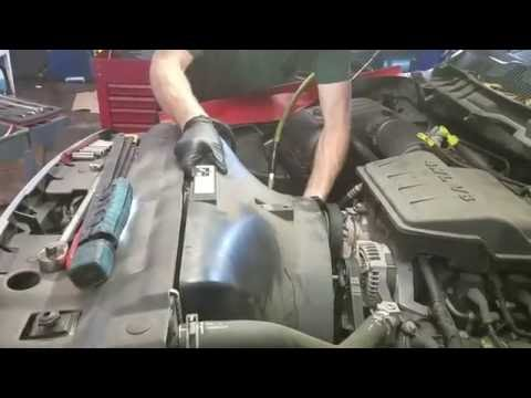 2002 Dodge Ram 1500 4 7L  How To Replace A Water Pump