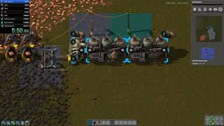 Let's Play Factorio 08 Blueprints And Nuclear Preparations