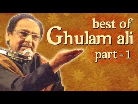 Apni dhun mein ghulam ali songs ghazal mehfil mein baar baar.