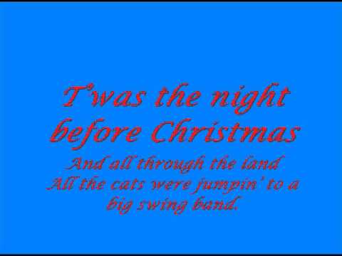 Rockabilly Christmas Lyrics - Big Bad Voodoo Daddy