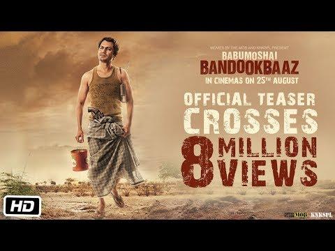 Babumoshai Bandookbaaz  Official Teaser  Nawazuddin Siddiqui  Latest Movie 2017