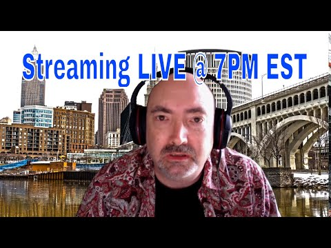 PTPOP Streaming LIVE Tonight @ 7PM EST