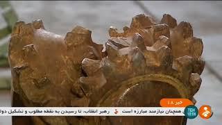 Iran Cylinder Sazi Tehran co. made Oil Rig drill manufacturer شركت سازنده مته چاه نفت ايران