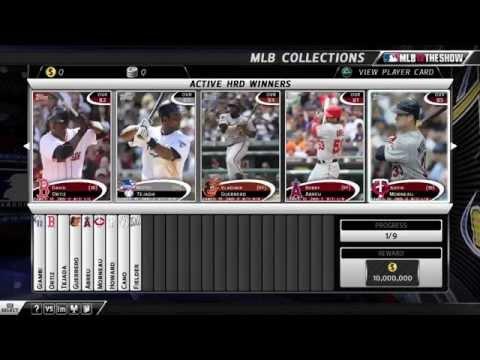 MLB 12 The Show - Diamond Dynasty Mode