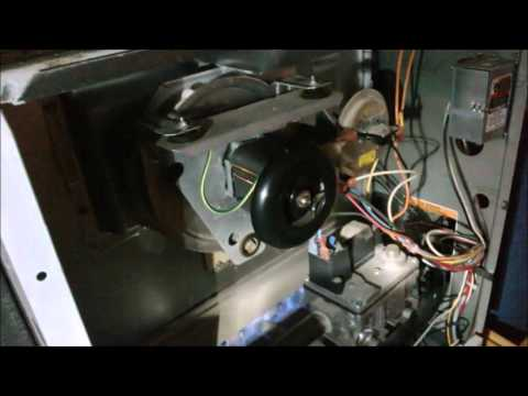 Carrier furnace whine
