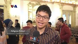 VOA Trending Topic Mahasiswa Indonesia di AS Ingin Berbakti buat Tanah Air