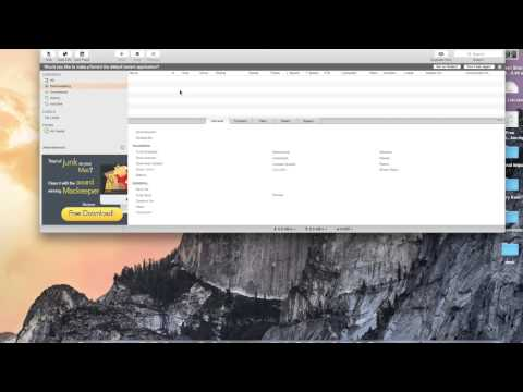 how to change startup on a mac