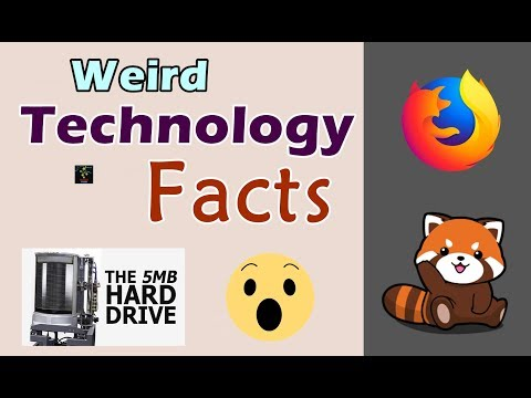 [HINDI] FactsBite Ep.1 | Computers Running on water? Weight of 5 MB data? | Weird Technology Facts